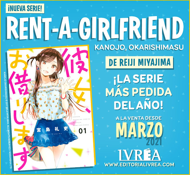 Kanojo, Okarishimasu / Rent-A-Girlfriend