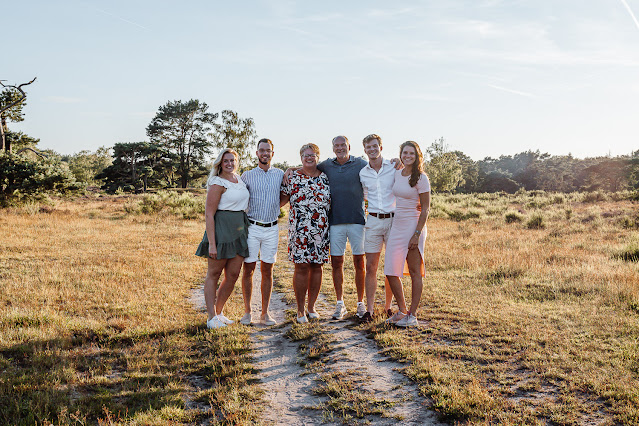 Familie foto's Heide, copyright Eline Rewinkel