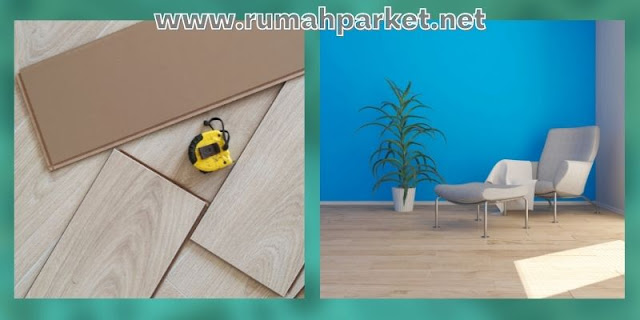 Lantai Terbaik Untuk Ruang Tamu - lantai laminate