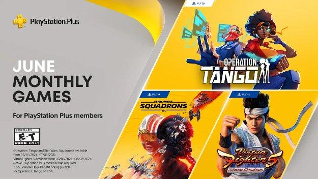 [PS Plus]: Μη χάσετε τα δωρεάν παιχνίδια του Ιουνίου!