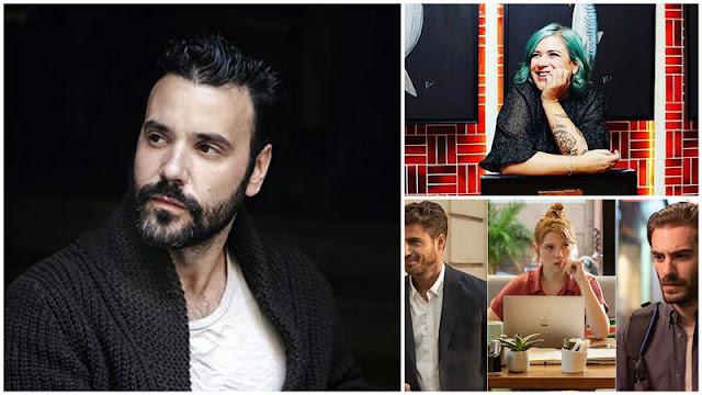 Entrevista a Miquel Fernández, entrevista a Elisabet Benavent, autora de 'Valeria'