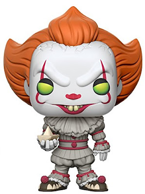 Stephen King, IT, Pennywise, Funko Pop Collectible Figure