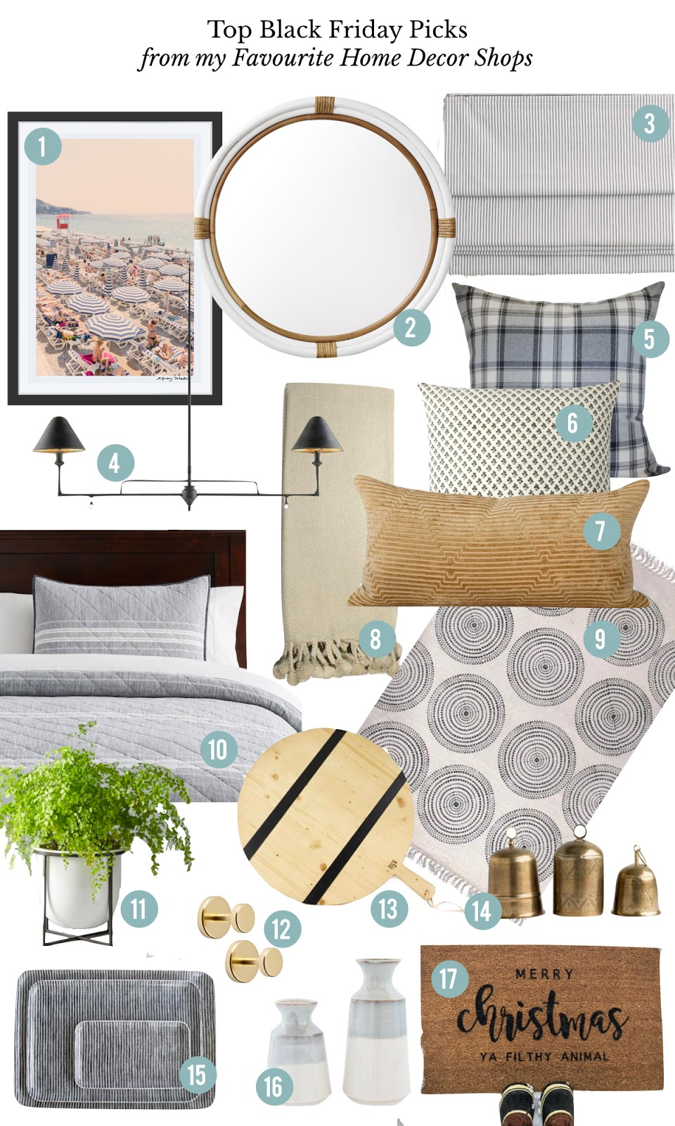 top home decor picks for Black Friday