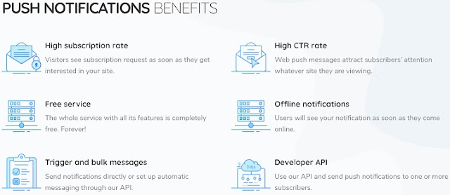 push notification benefits