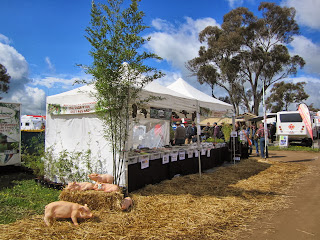 bamboo creations victoria at henty field days market