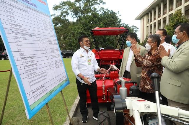 Kementan Dukung UGM Kembangkan Sektor Pertanian