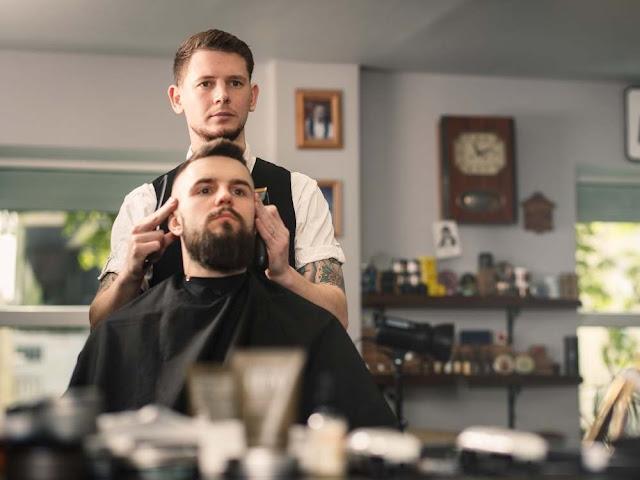 Pijat ala Turki Barber