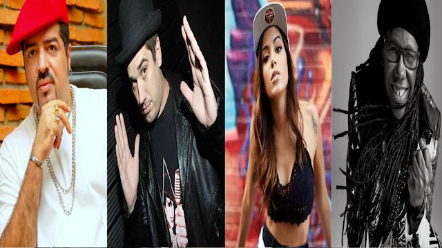 """DJ Hum, faz remix da musica """"Blecaute"""" do Jota Quest e participa do clipe junto com Nile Rodgers e Anitta"""