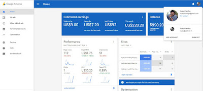 Google Adsense Earning Pune