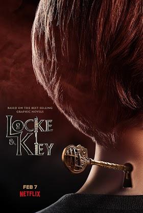 Netflix-kauhusarja Locke and Key saa jatkoa