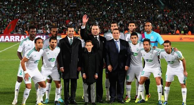 هل يعيد الرجاء الملك محمد السادس إلى ملاعب كرة القدم؟