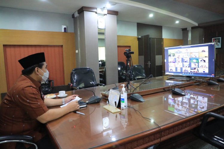 Penyesuaian Pandemi, ASN Diminta Maksimalkan Digitalisasi Pelayanan Publik
