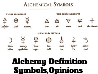 Alchemy Definition