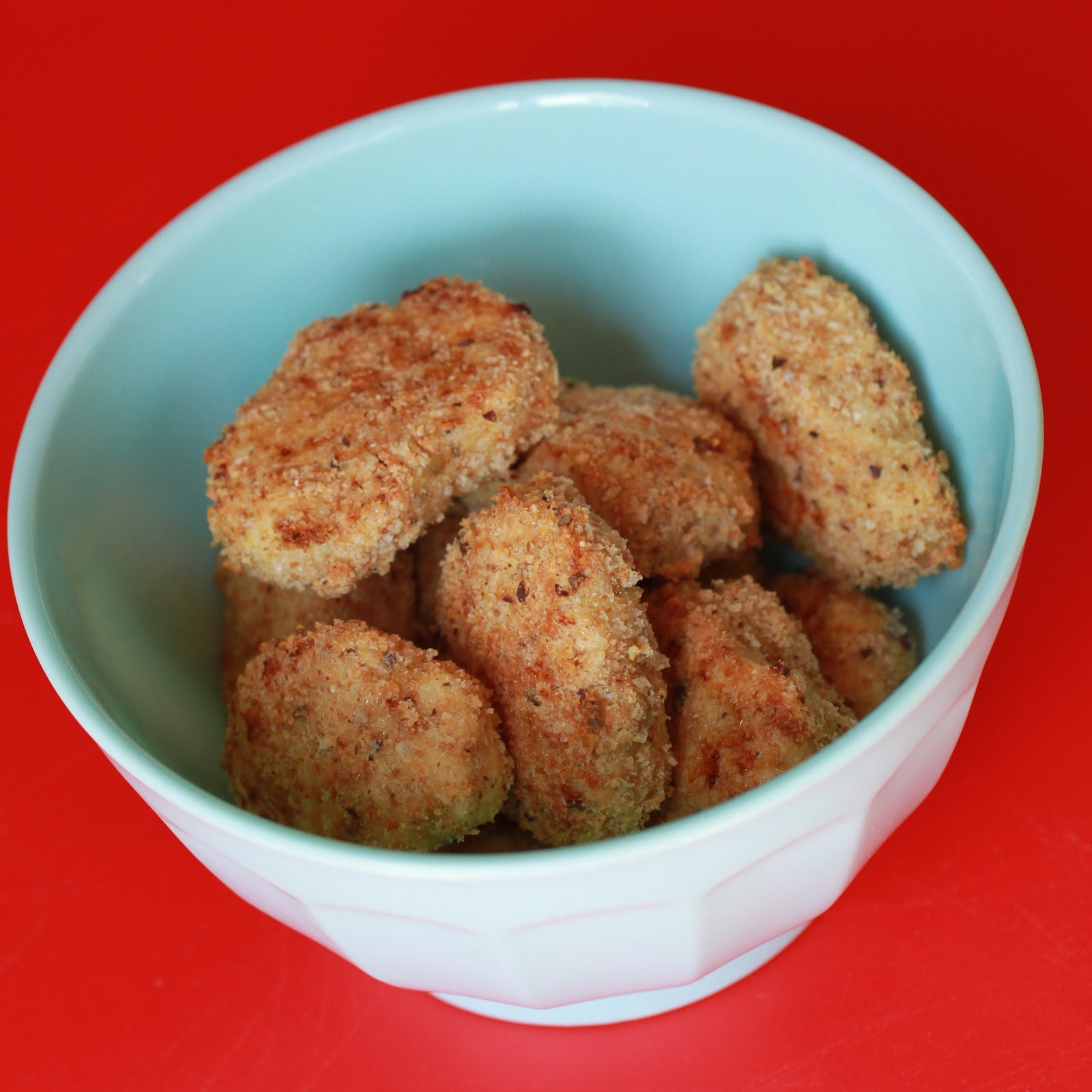 Mixing It Up In HK: Wholesome & Tasty Chicken Nuggets