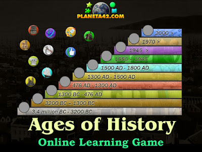 Time Periods Duration Learning Game