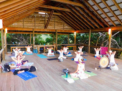 #yogaretreat, destination yoga, yoga retreat, ananda pavilion, wellness, paya bay resort, #payabay, #payabayresort,