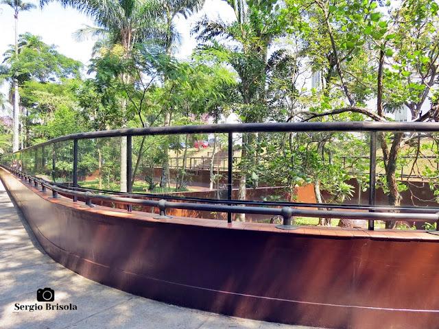 Vista do Serpentário do Instituto Butantan - Butantã - São Paulo