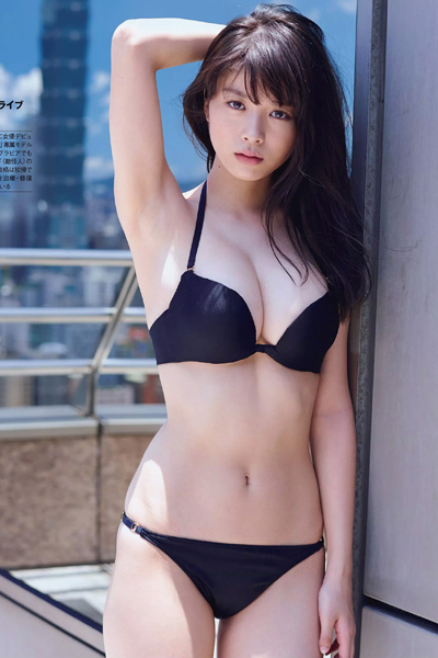 仮面ライダーヒロイン図鑑, Weekly Playboy 2020 No.51 (週刊プレイボーイ 2020年51号)