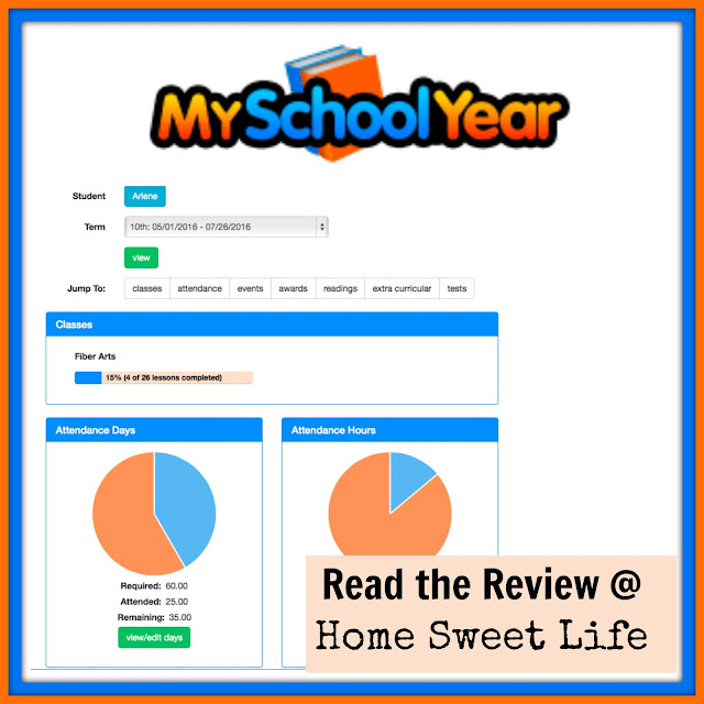 Homeschool, record keeping