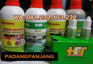 Jual SOC HCS, KINGMASTER, BIOPOWER Siap Kirim Padangpanjang