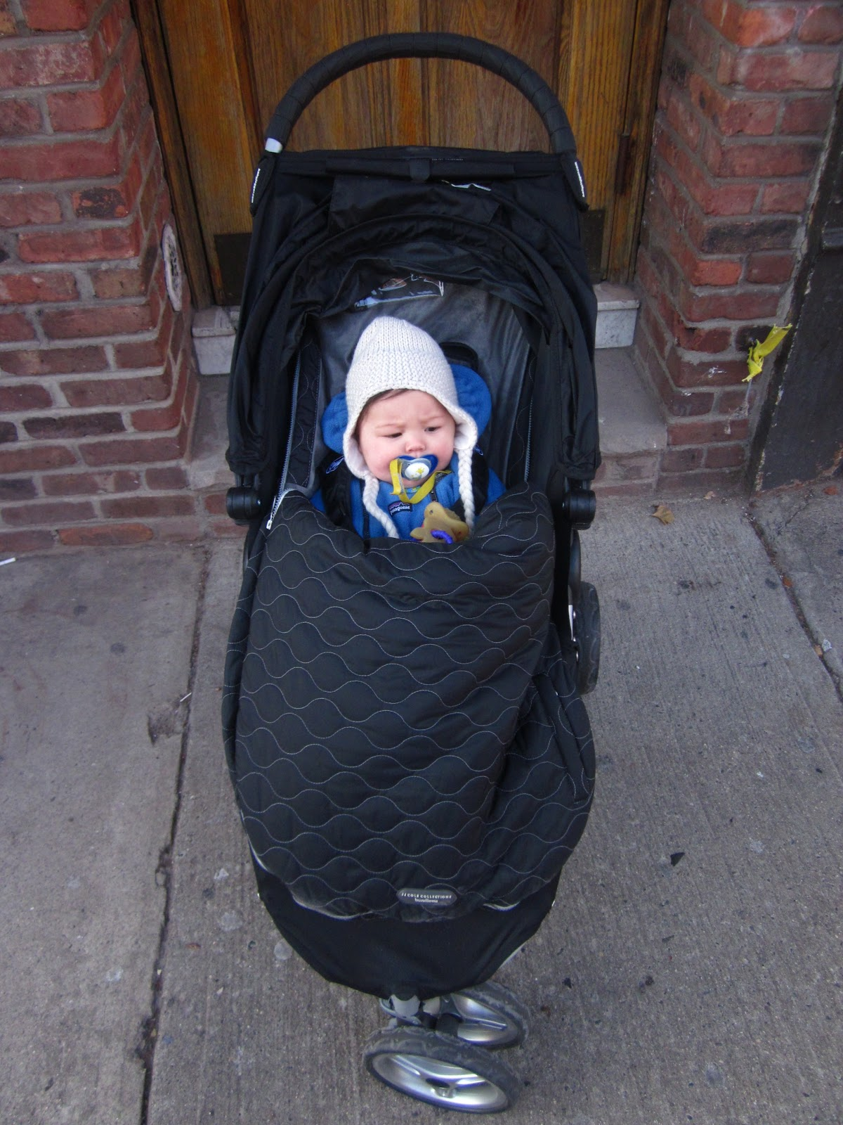 7ecd0a817 How to Prepare Your Baby for a New York City Winter