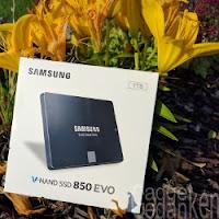 Samsung SSD EVO 850 - 1TB