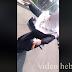 Video Heboh,  Emak-Emak Marah-Marah Di Jalan Tol