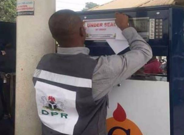 Kogi: DPR seals five petrol, gas stations