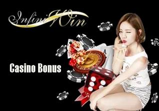 InfiniWin no deposit bonus