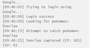 Update Download PokeSniper Apk Pokemon GO
