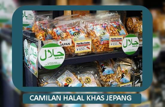 Makanan Halal Khas Jepang