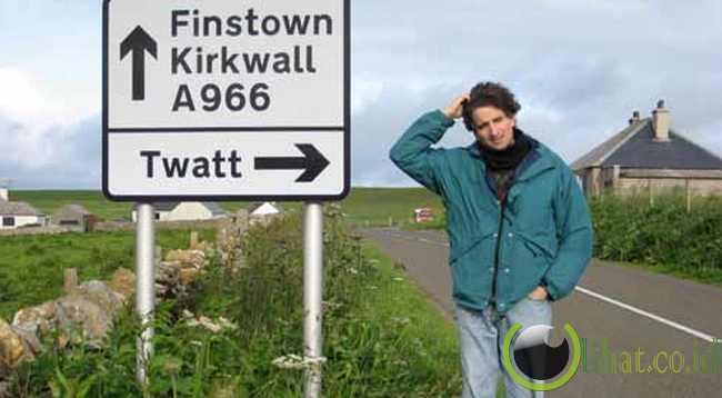 Twatt, England