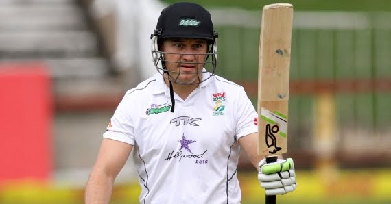Morne van Wyk (Credit: Anesh Debiky) - Hollywoodbets Dolphins - Cricket - Sunfoil Series