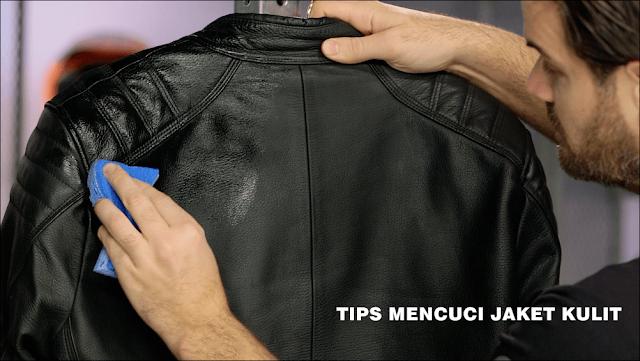 Cara mencuci jaket kulit asli yang benar