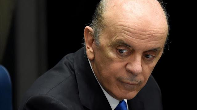 Canciller brasileño debe explicar 'compra de voto' uruguayo