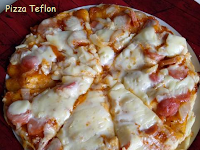 Resep terbaru Pizza Teflon yang Enak dan Lezat