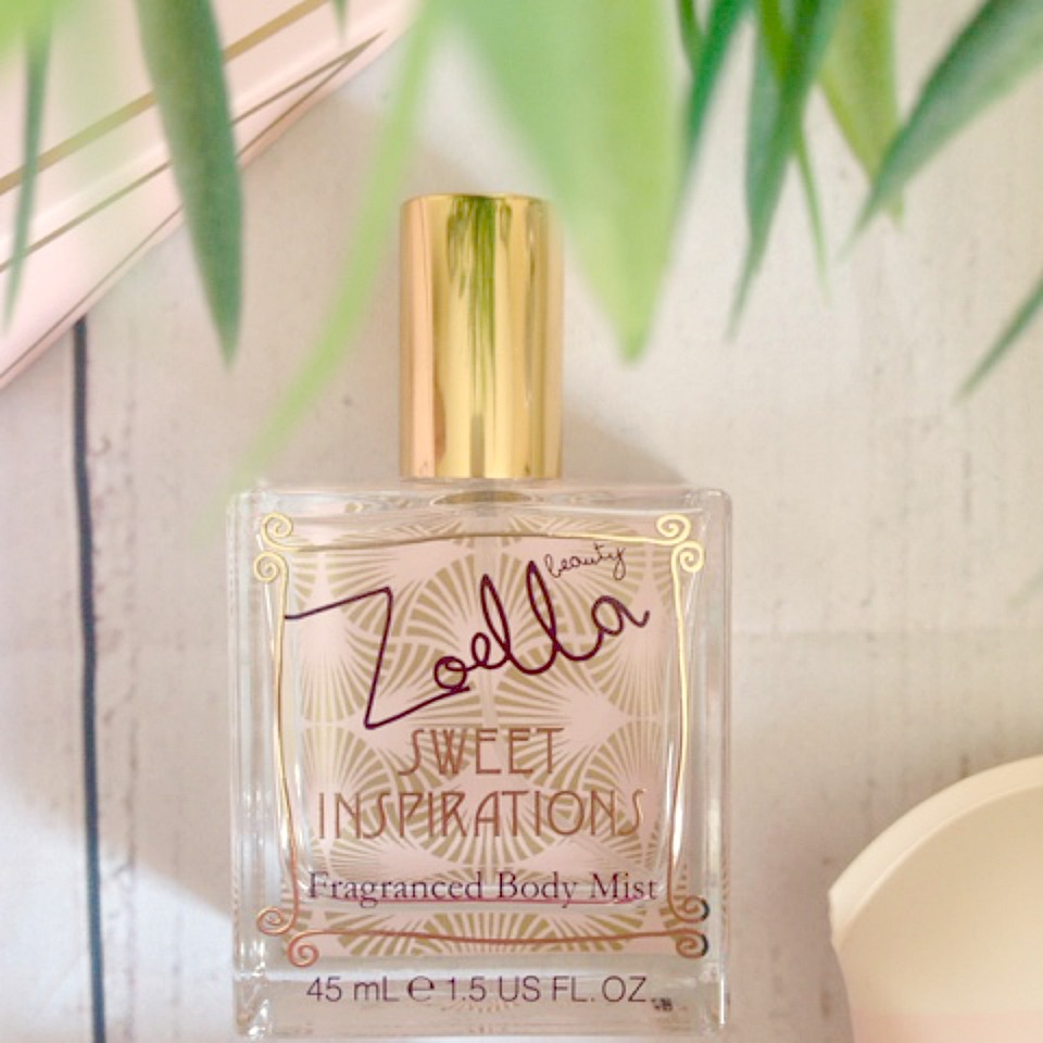 Zoella Body Mist