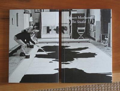 My New Book: 'Robert Motherwell, In the Studio'
