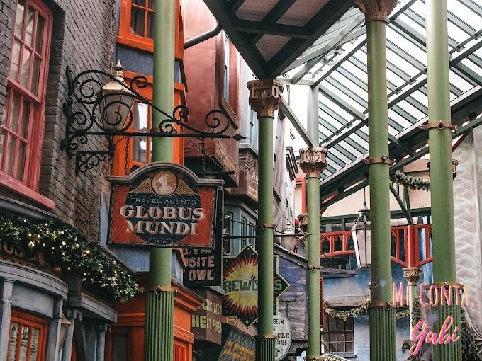 UNIVERSAL: rides, atrações e onde comer nas áreas de HARRY POTTER