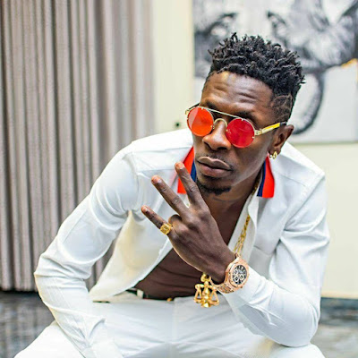 Shatta Wale Launches New SM Branded Shorts