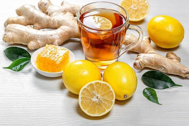 7 Khasiat Sehat Minum Teh Lemon Jahe Saat sebelum Tidur