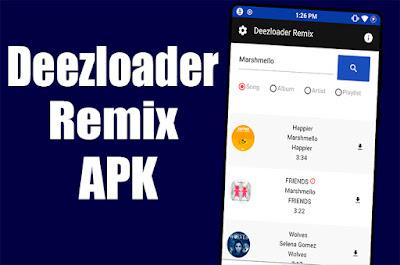Deezer Downloader descargar música + Caratula en Flac y 320kbps,