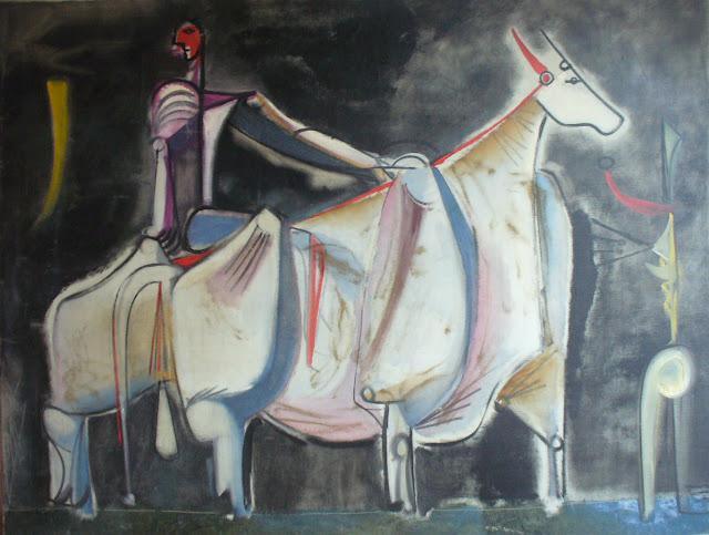 Festményrestaurálás és tisztítás az Ecsetvonás műteremben