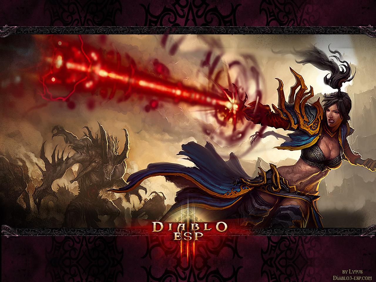 Diablo III Weekly Wallpaper #81: Movie Posters - Diabloii.Net  |Diablo Iii Poster