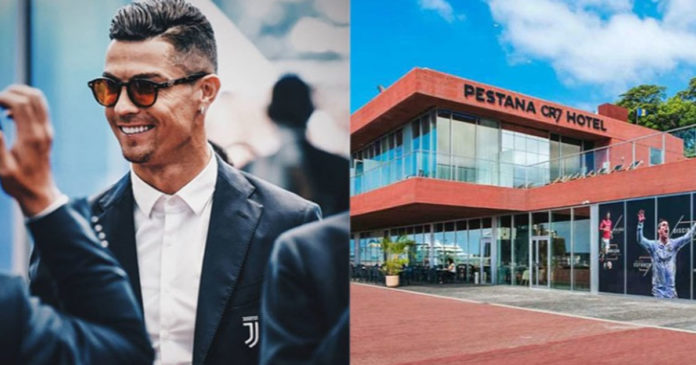 Ronaldo's hotels turn into hospitals; Corona Treatment Free,www.thekeralatimes.com