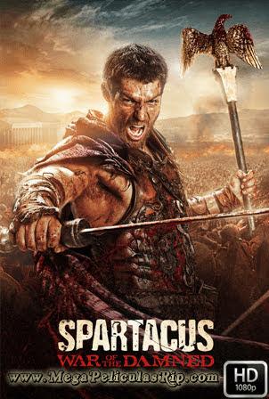 Spartacus La Guerra De Los Condenados 1080p Latino