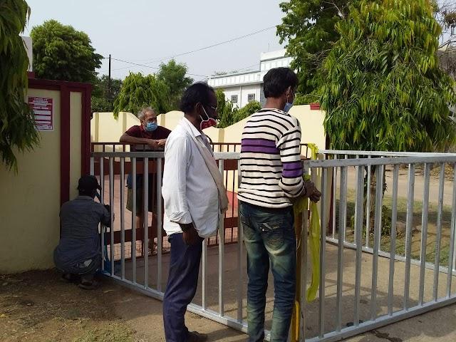 भिलाई के फरीद नगर, नेहरू नगर, मॉडल टाउन के विभिन्न हिस्से containment Zone बनाए गए