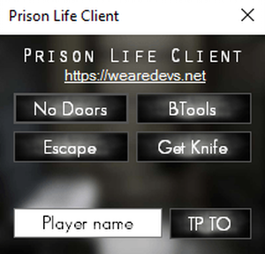 Download Hack Prison Life Roblox File Gloomer Roblox Pc Hacks Click It Now