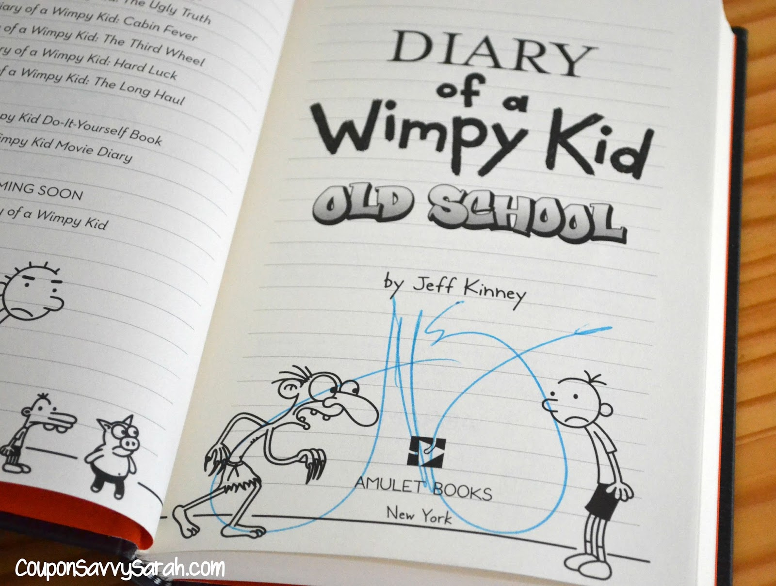 What is the lexile for diary of a wimpy kid old school kids savvy sarah diary of a wimpy kid old school by jeff solutioingenieria Choice Image