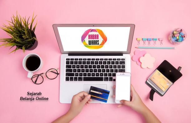 Gemar Belanja Online? Kenali Juga Sejarahnya